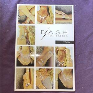 Flash Tattoos - Lena